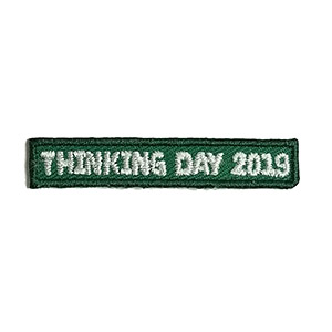 Girl Scout Thinking Day 2019 Add On Patch