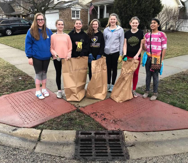 Storm Drain Clean Up to Protect Sea Life