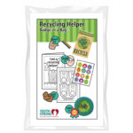 Youth Strong Recycling Helper Badge in a Bag®
