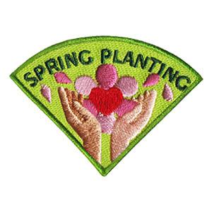 Spring Planting Service Patch