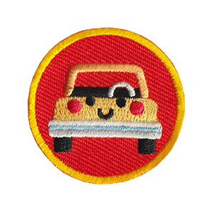 Safety Helper Service Patch from Youth Squad
