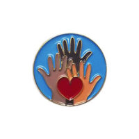 Citizen Delegate Pin for Community Service from Youth Strong