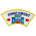 Enrichment Advocate Service Patch from Youth Squad