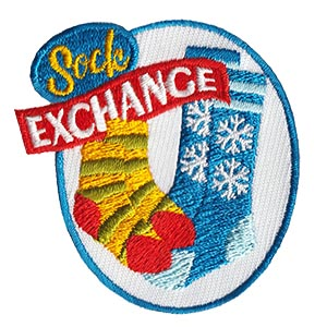 Sock Exchange Patch