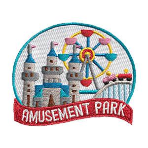 Amusement Park Fun Patch
