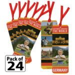 Germany Thinking Day Bookmarks
