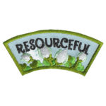 Use Resources Wisely: Girl Scout Resourceful Character Building Patch Program®