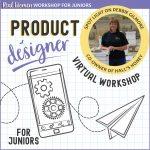Girl Scout Junior Product Designer Workshop