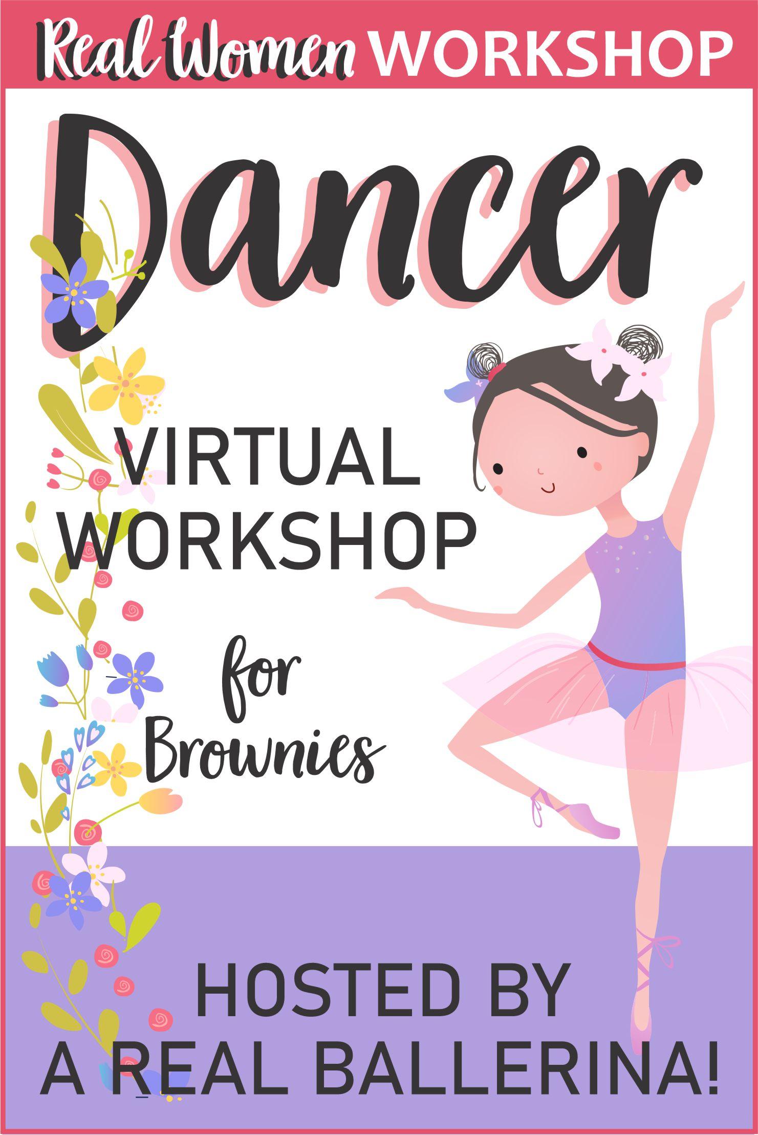 girl scout dancer workshop via @gsleader411
