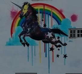 rainbow unicorn wall art_edited
