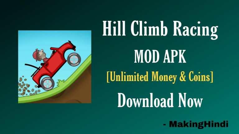 Hill Climb Racing Hack APK