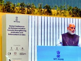 pm-narendra-modi-s-speech-at-national-initiative-towards-strengthening-arbitration-and-enforcement-in-india