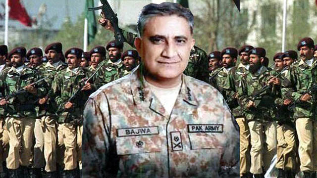 Lt Gen Qamar Javed Bajwa appointed new army chief of Pakistan