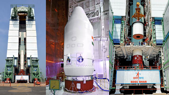 ISRO's PSLV-C36 Carrying Remote Sensing Satellite RESOURCESAT-2A Launched From Sriharikota