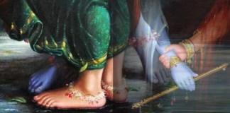 ma jiva shaifaly article on love krishna radha