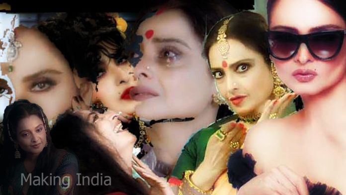 rekha-the untold story ma-jivan-shaifaly making india