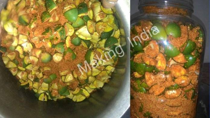 ma-ki-rasoi-se-aam-ka-achar-making-india