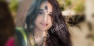 ma jivan shaifaly no make up look