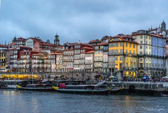 """Travel is a huge inspiration for me and I'm fortunate I get to travel several times a year. This was taken in Oporto, Portugal last year."""