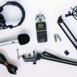 Basic Podcast Equipment: The Tools We Use to Make the Making It in Asheville Podcast