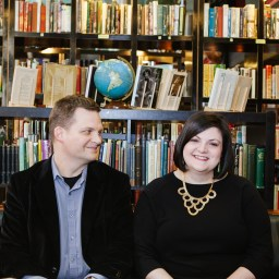 040 – Lisa and Dean Peteet of Atlas Branding on Building a Sustainable Brand and Working with Your Spouse