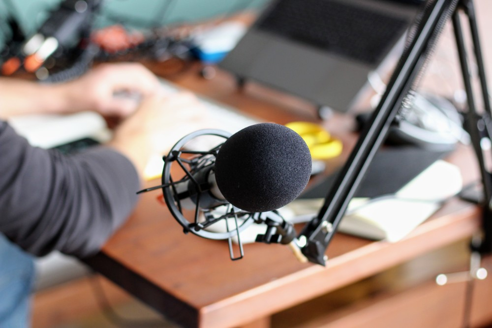 Podcasting - Making It in Asheville