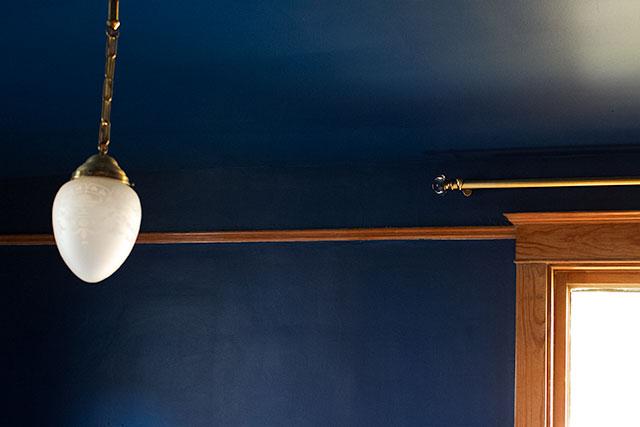 Mėlynos lubos