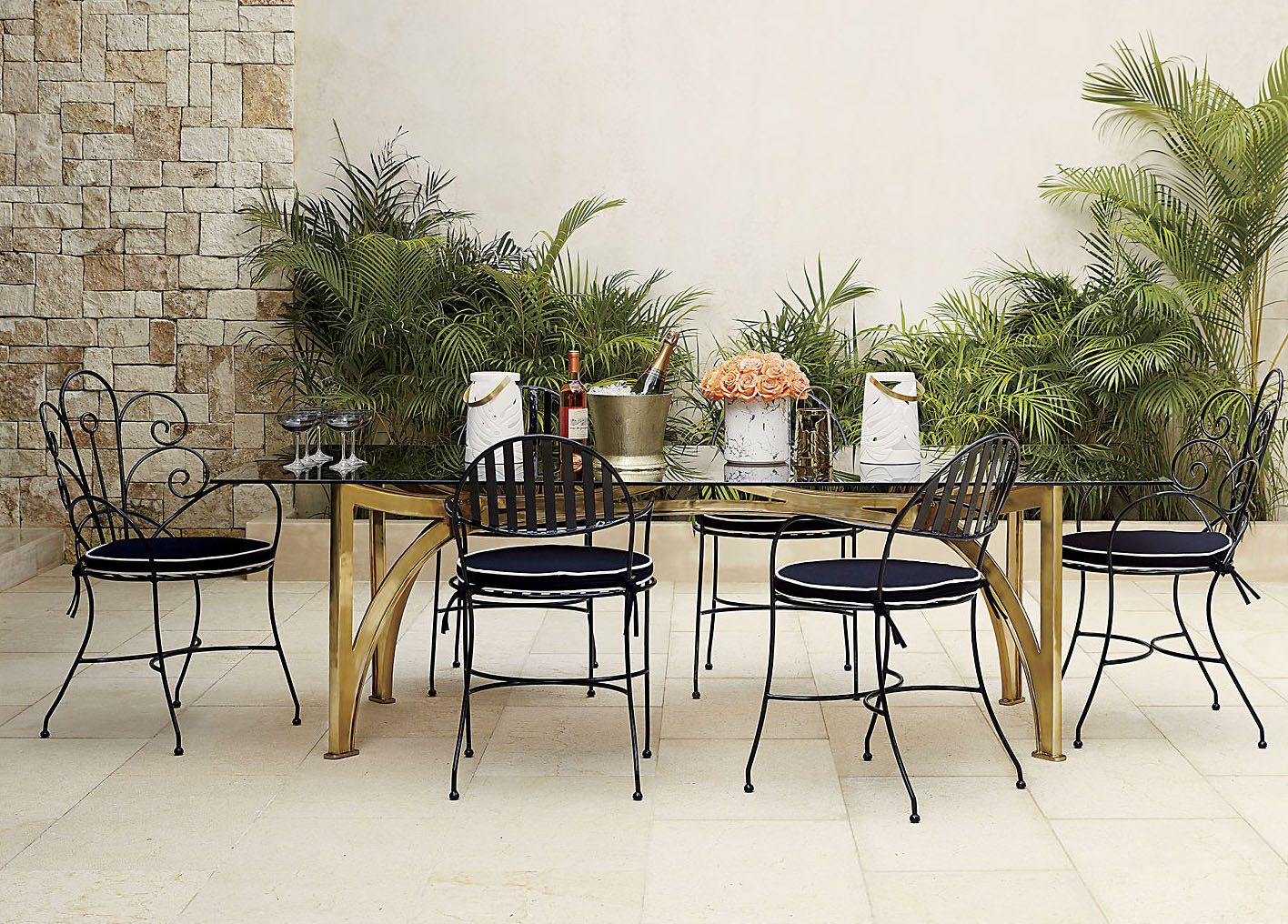 Lets Do Whimsical Outdoor Dining Making It Lovely