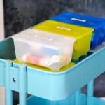Kids Art Cart Ikea Hack Making Lemonade