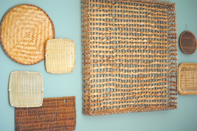 Tidbits Twine Decorating With Baskets