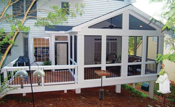 title | Screened In Porch Ideas With Deck