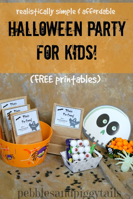 Halloween Scattergories Printable Game Making Life Blissful