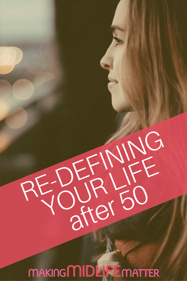 When your career is winding down, it is time to start thinking about retirement and what you want to do. You can re-define your life after 50. The possibilities are endless. Don't get stuck with labels. Embrace your time to choose. #reinvention #careerchange #midlife