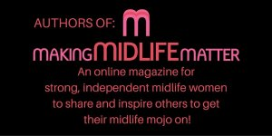 An online magazine for strong, independent midlife women to share and inspire others to get their midlife mojo on!