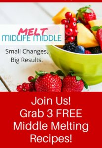Melt Midlife Middle with These Metabolism Boosting Recipes!