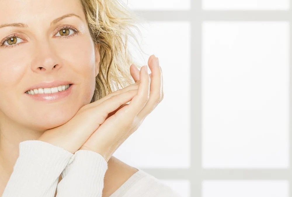 How To Keep Your Face Soft & Smooth In Your 40's And Beyond