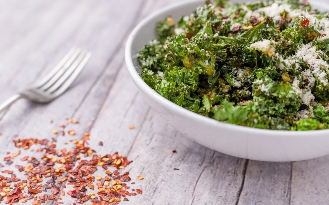 Krispy Kale Krisps To Satisfy Your Cravings For Chips