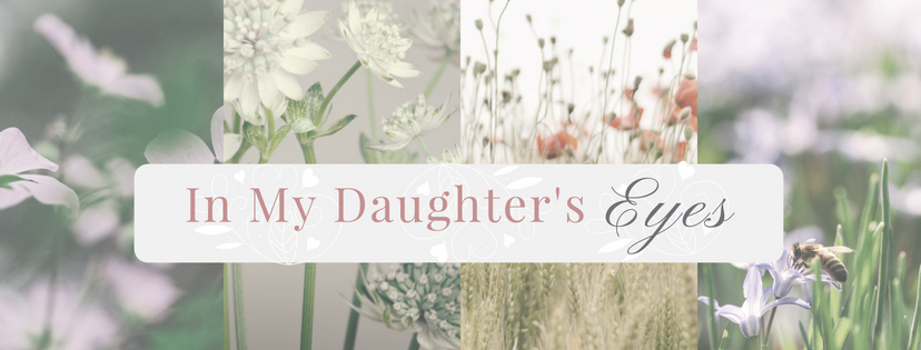Letters to Mom – In My Daugher's Eyes
