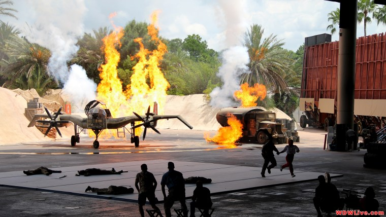 Indiana Jones Stunt Show - 10 Must See Shows At Walt Disney World