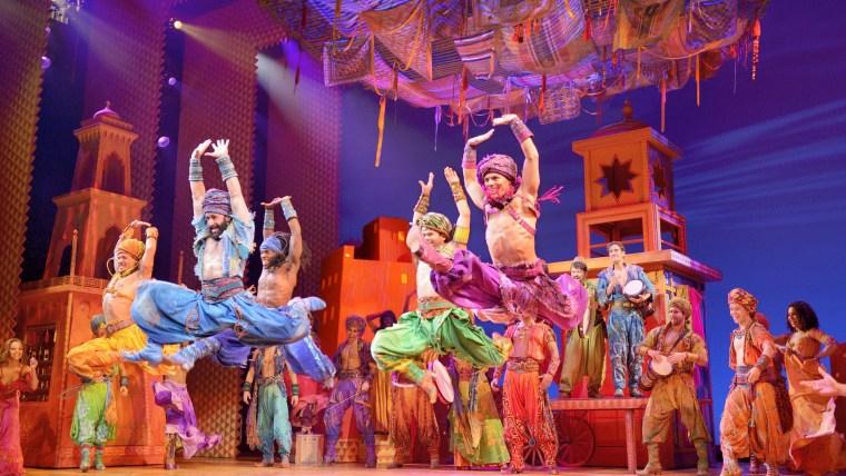 My Broadway Show Bucket List - Aladdin