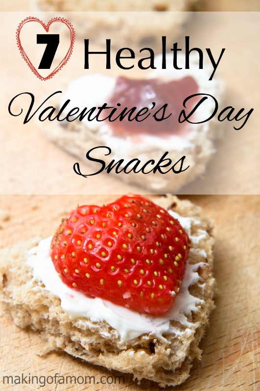 7 Healthy Valentines Day Snack Ideas
