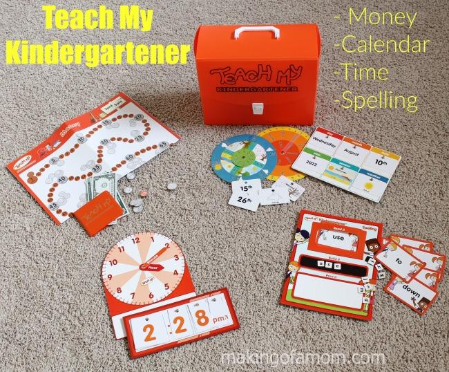Teach-My-Kindergartener