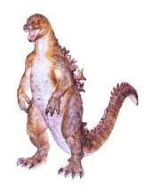 Godzillawinstonmaquette7