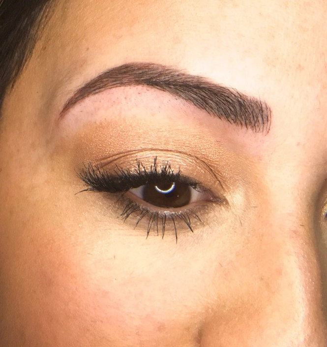 Microbladed Brows Part 2