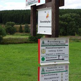 Wandermöglichkeiten ab Hagenmühle