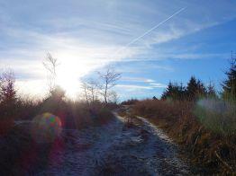 herrliches Winterwandern auf dem Goedeckenkopf
