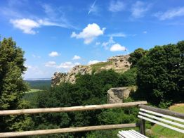 Hereinspaziert: Burg Regenstein!