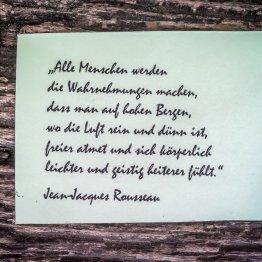 """Gefunden in der Schutzhütte am """"Roten Schuss"""" in Ellrich"""
