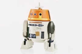 choppertoy - See Star Wars Rebels' Chopper Action Figure!