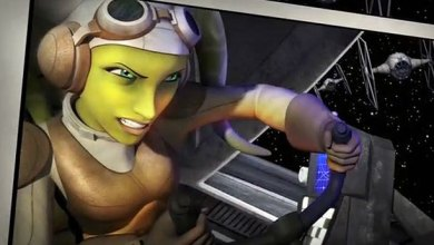 Photo of Sneak Peek of Star Wars Rebels on May 4th at ABC Event